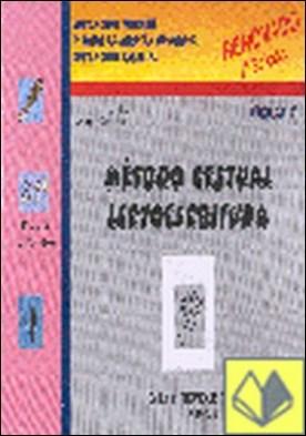 METODO GESTUAL LECTOESCRITURA FICHAS-3 . Educacion infantil 1 ciclo educacion primaria educacion especial