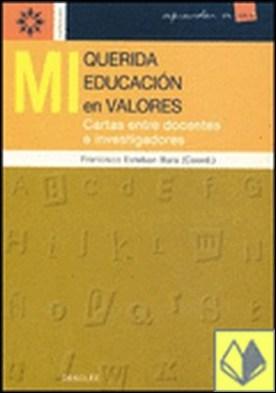 Mi querida educación en valores