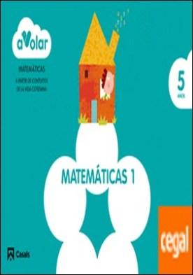 Matemáticas 1. 5 años. ¡A volar!