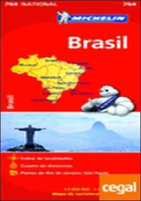 Mapa National Brasil . Edicion 2012