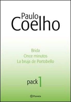 Pack Paulo Coelho 1: Brida, Once minutos y La bruja de Portobello