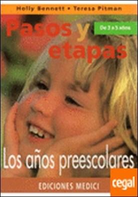 PASOS Y ETAPAS DE 3 A 5 AÑOS