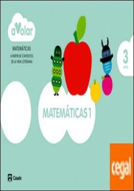 Matemáticas 1. 3 años. ¡A volar!