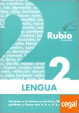 Lengua Rubio evolución 2