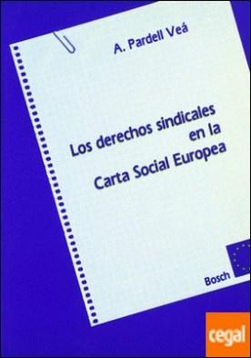 Los derechos sindicales en la Carta Social europea