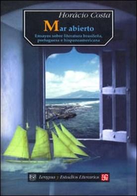 Mar abierto. Ensayos sobre literatura brasileña, portuguesa e hispanoamericana