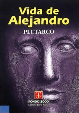 Vida de Alejandro por Plutarco