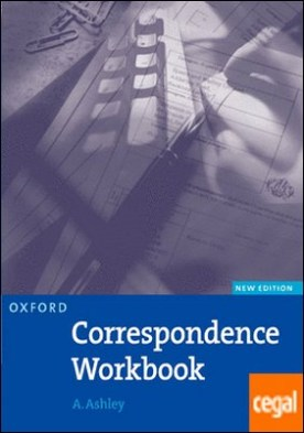 Oxford Handbook of Commercial Correspondence. Workbook