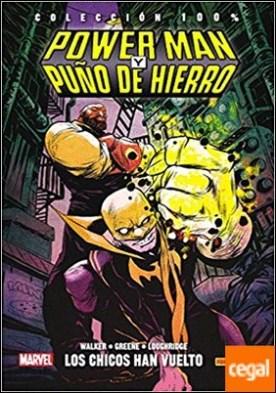 Powerman y puño de hierro 01: los chicos han vuelto a la ciudad por Walker, David PDF