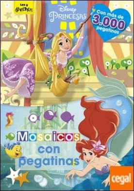 Princesas. Mosaicos con pegatinas