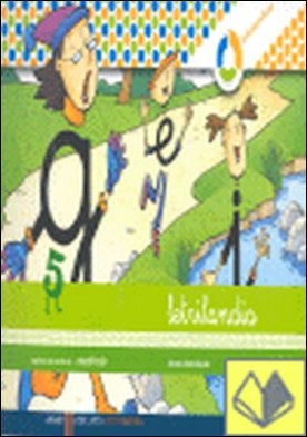 Letrilandia Lectoescritua cuaderno 5 de escritura (Cuadricula)