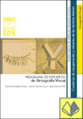 Ortografía Visual . primaria por García Vidal, Jesús PDF