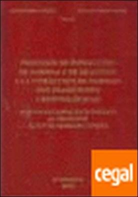 Procesos de infracción de normas y de reacción a la infracción de normas: dos tradiciones criminologías . Nuevos estudios en homenaje al profesor Alfonso Serrano Gómez
