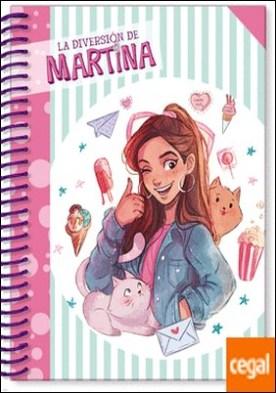 Libreta de La Diversión de Martina (turquesa) (La diversión de Martina)