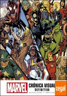 Marvel Crónica Visual Definitiva . Actualizada y Ampliada