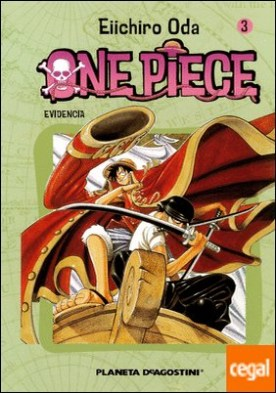 One Piece nº 03 . Evidencia