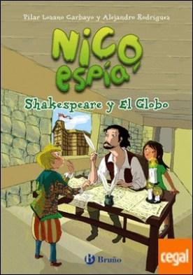 Nico, espía: Shakespeare y El Globo