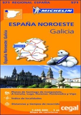 Mapa Regional Galicia