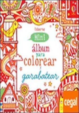 Mini album para colorear y garabate rojo . ( APRENDER A DIBUJAR )