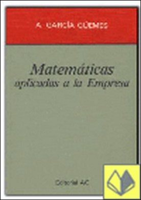 Matemáticas aplicadas a la empresa