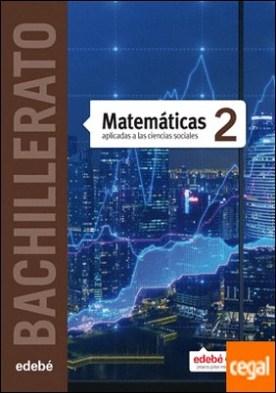 MATEMÁTICAS APLICADAS A LAS CIENCIAS SOCIALES 2