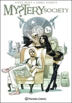 Mystery Society por Fiona Staples, Steve Niles PDF