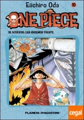 One Piece nº 10 . De acuerdo, les haremos frente