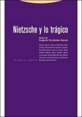 Nietzsche y lo trágico por Eugenio Fernández García PDF