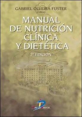 Manual de nutrición clínica y dietética