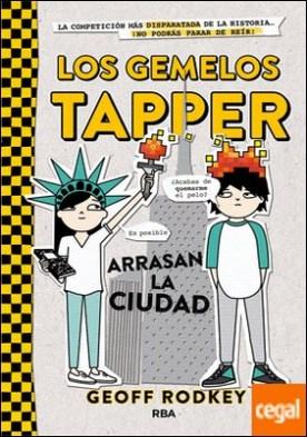 Los gemelos Tapper 2: Los gemelos arrasan la ciudad