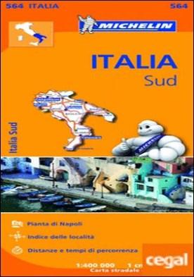 Mapa Regional Italia Sud