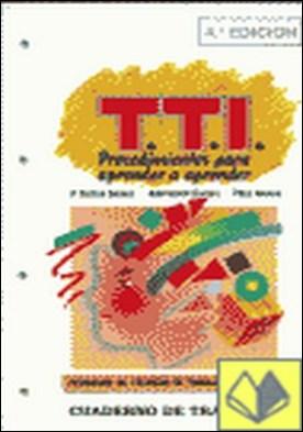 Programa de técnicas de trabajo intelectual TTI cuaderno II