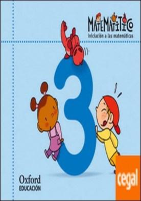 Matematitico. Iniciación a las Matemáticas. Cuaderno 3