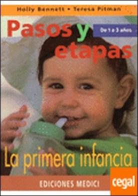 PASOS Y ETAPAS DE 1 A 3 AÑOS por PITMAN, T. PDF