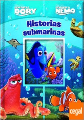 MI PRIMER TESORO BUSCANDO A DORY Y NEMO M1T . HISTORIAS SUBMARINAS