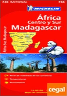 Mapa National África Centro-Sur, Madagascar . Edicion 2012