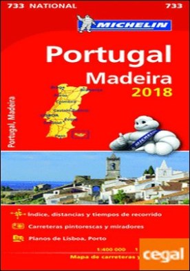 Mapa National Portugal