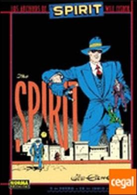 LOS ARCHIVOS DE THE SPIRIT 2 . 5 DE ENERO A 29 DE JUNIO DE 1941