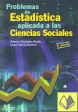 Problemas de estadístca aplicada a las ciencias sociales