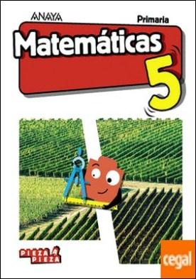 Matemáticas 5.