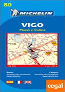 Plano Vigo . Edicion 2007
