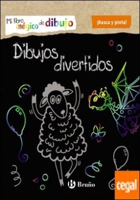 Mi libro mágico de dibujo. Dibujos divertidos