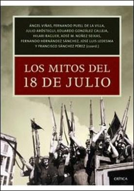Los mitos del 18 de julio por Eduardo González Calleja PDF