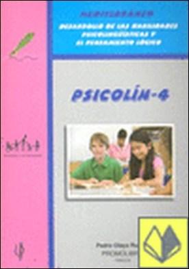 Mediterráneo, Psicolín 4, desarrollo de las habilidades psicolingüísticas y el pensamiento lógico . PENSAMIENTO LOGICO. MEDITERRANEO