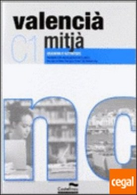 Quadern d'Activitats Valencià Mitjà (+CD) . Adequat a les noves proves de la JQCV