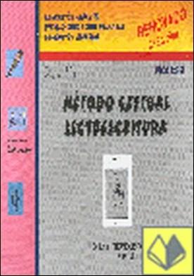 METODO GESTUAL LECTOESCRITURA FICHAS-2 . Educacion infantil 1 ciclo educacion primaria educacion especial