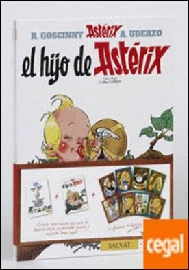 Pack Astérix: El hijo de Astérix y Como Obélix se cayó en la marmita del druida cuando era pequeño