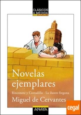 Novelas ejemplares . Rinconete y Cortadillo/La ilustre fregona