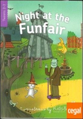 Night at the Funfair por Perarnau Comajuncosa, Natàlia PDF