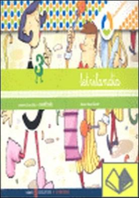 Letrilandia. Lectoescritura cuaderno 3 de escritura (Cuadricula)